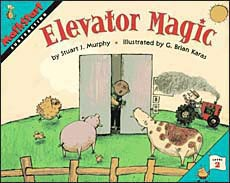 Elevator Magic mathstart subtraction book