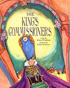 The King's Commissioners multiplication picture book