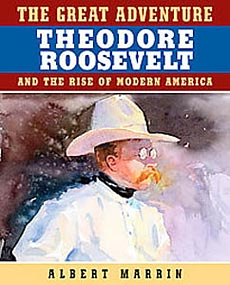 the biography of the life and times of teddy roosevelt Theodore roosevelta strenuous life  hw brands has the good sense to quote  roosevelt himself as much as possible, so the biography is never inert  he got  the panama canal dug, but it was an idea whose time had.