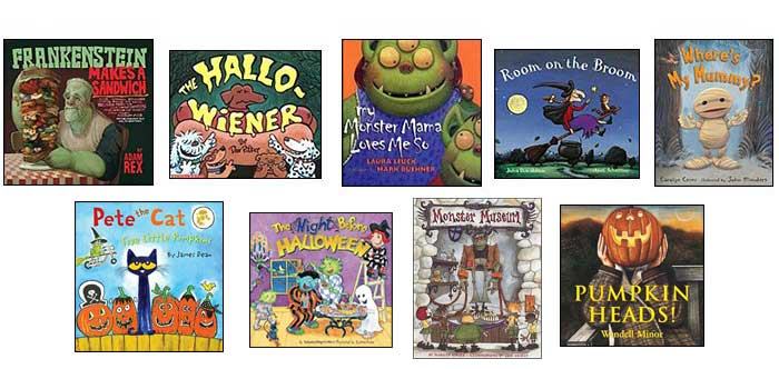 our favorite halloween kids books - Halloween Images For Kids