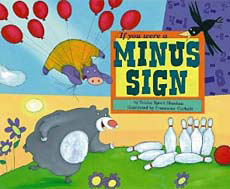 If You Were a Minus Sign subtraction storybook