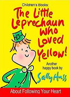 the little leprechaun who loved yellow by sally huss preschool 1st grade - Book Images For Kids