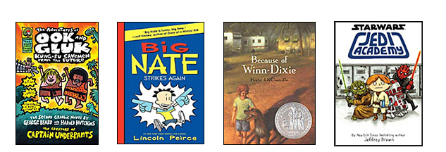 Because of Winn-Dixie -- lesson ideas, activities, reading