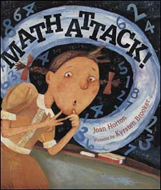 Math Attack! Multiplication Picture Book