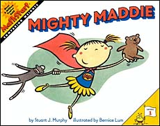 Mighty Maddie -- MathStart Measurement