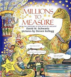 Millions of Measure children's book