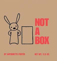 Not a Box -- childrens book for teaching shapes