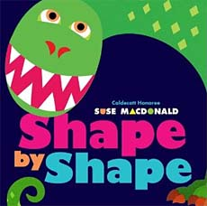 shape by shape children's book