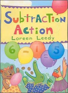 Subtraction Action by Loreen Leedy