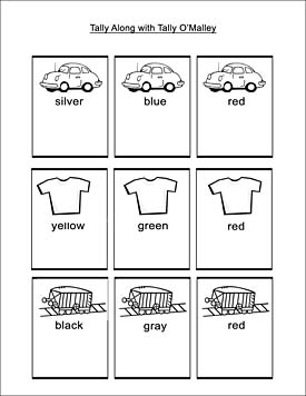 Common Worksheets » Tally Marks Worksheets For First Grade ...