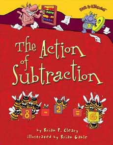 The Action of Subtraction -- Math is Categorical