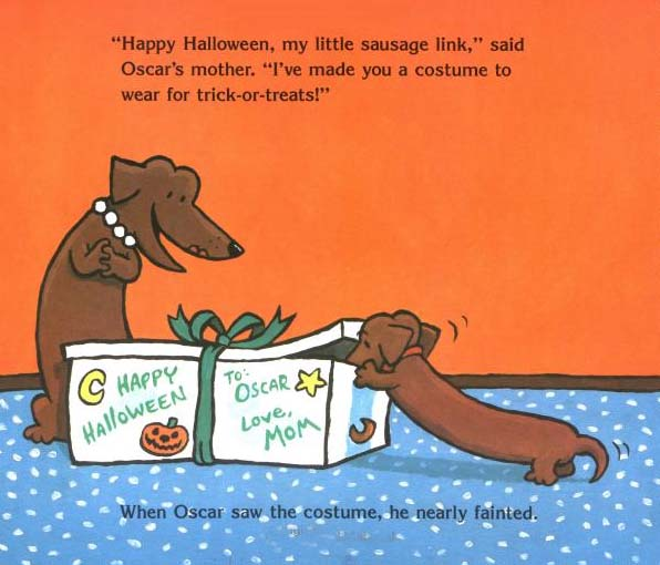 Halloween Books Preschool