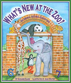 What's New at the Zoo addition picture book
