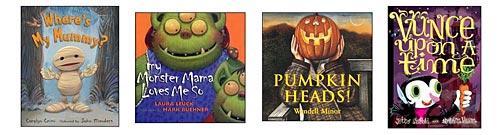 childrens halloween books