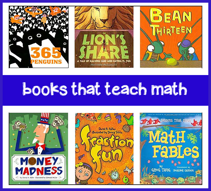 Kids Maths Book Cover : Math for kids best childrens books teachng