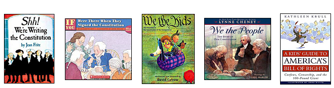 THE CONSTITUTION - KIDS DISCOVER MAGAZINE - JAN 2009 ACTIVITIES - PICTURES MORE