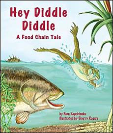 Food Chains for Kids -- Best Picture Books for K-Gr.4