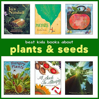 Botany for Kids How They Change with the Seasons Plants - Childrens Botany Books