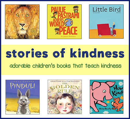 Powerful Stories of Kindness in Children's Books