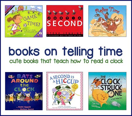 Teaching Clocks And Telling Time Best Children S Books