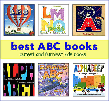 Teaching The Alphabet With Great Childrens Books