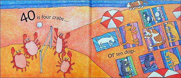 One Is a Snail Ten Is a Crab