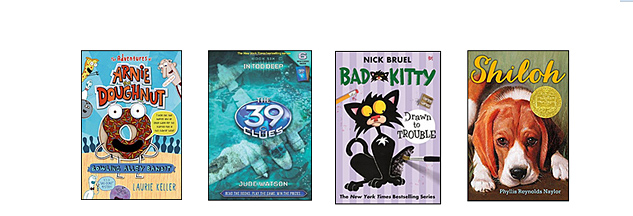 books by lexile