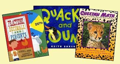 Math for Kids--Best Childrens Books for Teachng Math