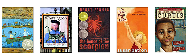 Children S Book Cover Awards : Newbery award winners book covers summaries reading