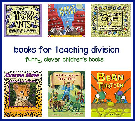 books for teaching division